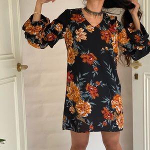Charlotte Russe Fall Dress